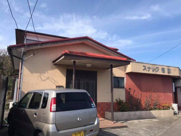H31-7波浮の店舗兼住居